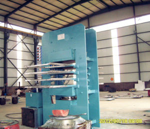 New Products Multilayer Plate Vulcanizer Machine with China Supplier pictures & photos