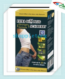 Slim Capsule Extra Slim Plus Berry Weight Loss Diet Pills pictures & photos