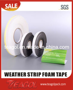 Door&Window Strip Foam Tape pictures & photos