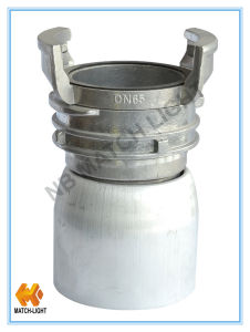 Aluminum Gravity Casting French Guillemin Couplings pictures & photos