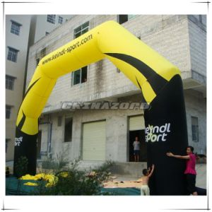 Hot Sale Style Inflatable Arch Door with Customized Logo Printed