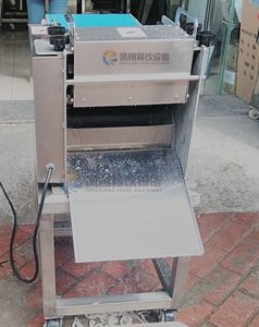 Mini Type Squid Ring Cutting Slicing Machine, Meat Cutter (FGB-118) pictures & photos