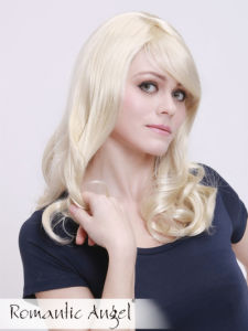 Synthetic Fashion Full Wigs Blond Wig pictures & photos