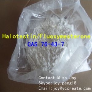 Halotestin /Fluoxy-Mesterone CAS 76-43-7 Effective Bodybuilding and Cancer Treatment Steroid