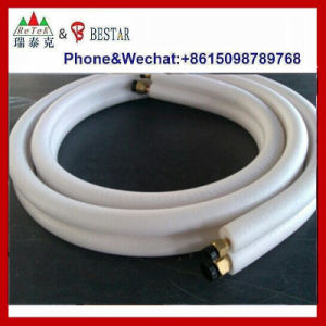 Split Air Conditioner Parts Insulation Connection Insulated Copper Tube Pipe pictures & photos