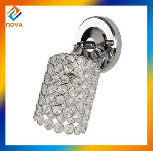High Quality Crystal Wall Light with Iron Material pictures & photos
