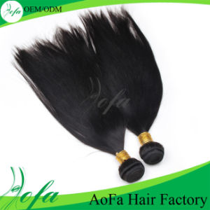 New Arrival Silk Straight Weave Brazilian Remy Human Weaving Hair pictures & photos