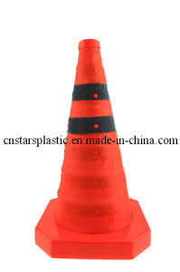 Road Reflective Traffic Cone for Sale pictures & photos