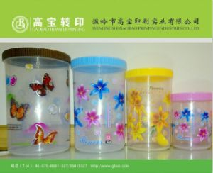Heat Transfer Printing Film for Plastic Containers/Bottle/Film