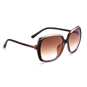 2016 New Arrival Best Quality Plastic Eyewear Sunglasses (3601)