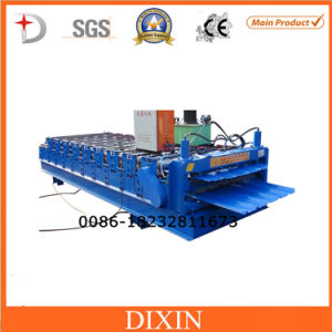 Roof and Wall Double Roll Forming Machine pictures & photos