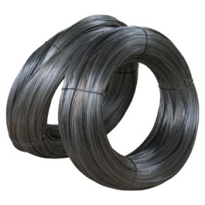 Soft Black Annealed Binding Wire From Factory pictures & photos