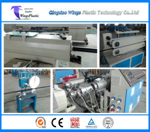 Plastic HDPE Pipe Extrusion Plant / Making Machine on Sale in China pictures & photos