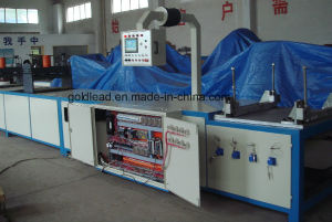 Blg-8030 20t FRP Hydraulic Pultrusion Machine pictures & photos