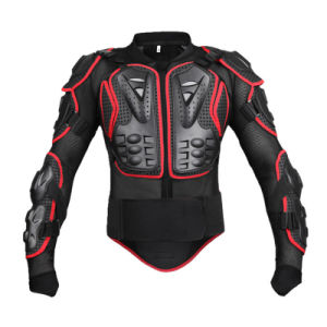 Black&Red Color Motorcycle Racing Spine Protector Body Guard (MAJ03) pictures & photos