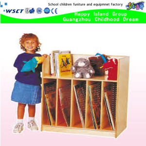 Preschool Classroom Cabinets Professional Abacus Cabinet (HB-03903) pictures & photos