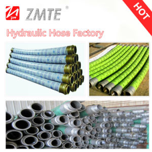 Zmte Sany Supplier High Pressure Rubber Concrete Hose pictures & photos