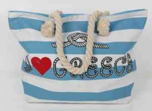 Beach Bag Casual Bag Canvas Big Size 49*18*32cm Y001439 pictures & photos