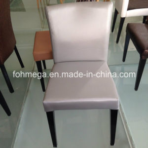 High Quality Leather Dining Chair for Restaurant (FOH-CNC2) pictures & photos