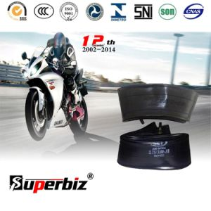 High Quality Motorcycle Butyl Inner Tube (275/300-18) pictures & photos
