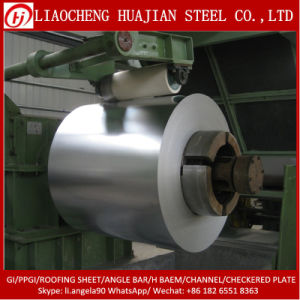 SGCC Galvanized Steel Coil for PPGI Roofing Sheet pictures & photos