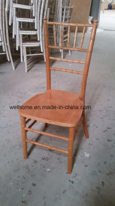 High Quality Wooden Chiavari Chair/Tiffany Chair/Chivary Chair for Sale pictures & photos