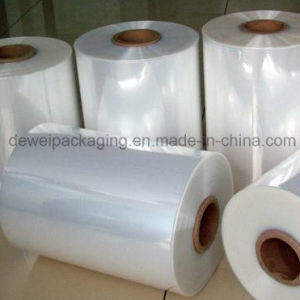 Transparent CPP Film for Food Packaging