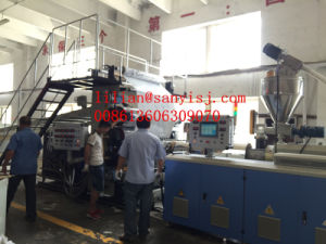PVC Marble Board Making Machine-Sanyi pictures & photos