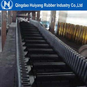 Sidewall Conveyor Belt with Large Adhesive Strength (H=260mm) pictures & photos