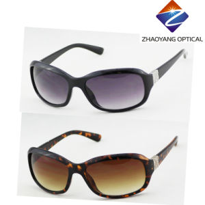 New Coming Fashion Sunglasses with Metal Accessories Ce FDA pictures & photos