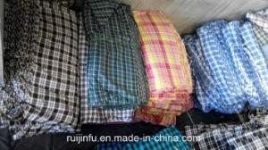 "100% Cotton Yarn Dyed 21X21 60X52 57/8"" Stocklot Fabric"