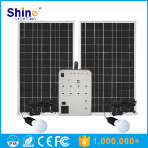 12V 100W Solar Power System for Home Application pictures & photos