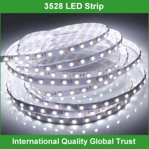 12V Waterproof LED Strip 3528 White