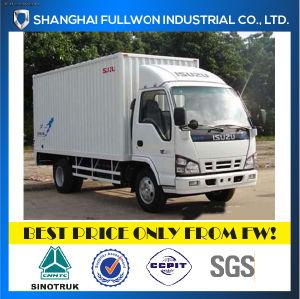 Isuzu 600p Payload 1-4 Ton; 11-19 Cubic Van Truck pictures & photos
