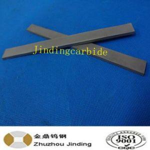 Tungsten Carbide Bars or Carbide Strip pictures & photos