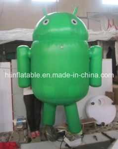 2015 Custom Giant Inflatable Android Toy for Sale