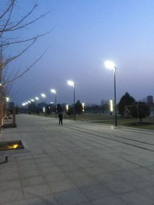 Streetlight Lamp Solar LED Street Light Housing Aluminum pictures & photos