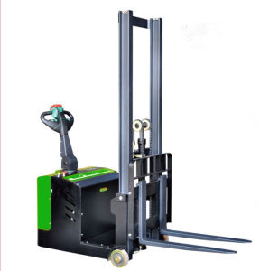 0.5t Economic Electric Counter Balance Stacker pictures & photos