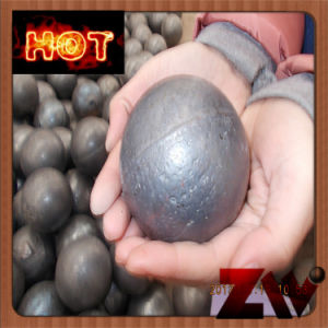 High Chrome Grinding Media Cast Iron Balls for Cement Plant pictures & photos