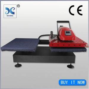 Newest Style Double Sided Manual Swing Away Heat Press Machine pictures & photos