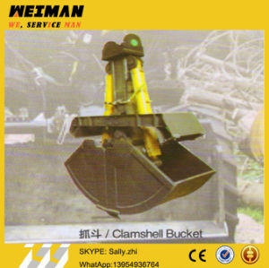 High Quality Excavator Attachments of Clamshell Bucket pictures & photos