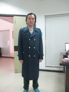 Police Coats Long Jacket 003 pictures & photos