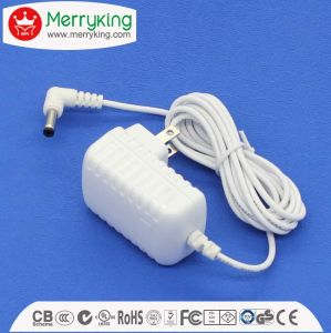24V500mA AC/DC Adapter DOE VI Level Energy Efficiency with UL FCC pictures & photos