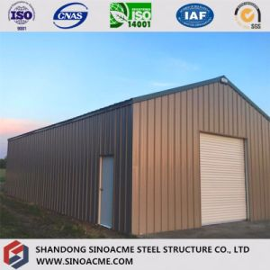 Preengineered Light Metal Frame Storage Warehouse pictures & photos