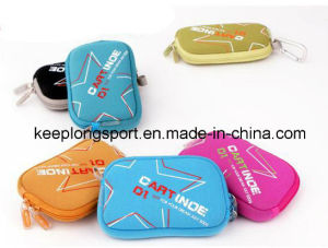2016 Fashion Neoprene Case for Camera with Zipper Closed pictures & photos