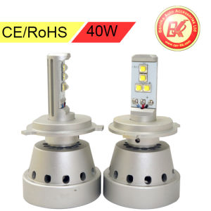 40W 4500lm LED Headlight H7 H8 H9 H11 Hb3 9005 Hb4 9006