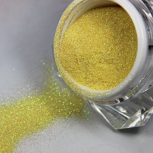 Solvent Resistant Fluorescent Glitter Powder for Strong Solvent pictures & photos