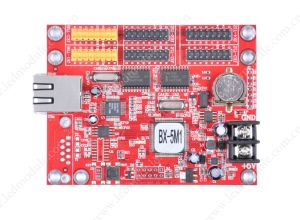 LED Moving Sign Control Card /Bx-5m1 (Ethernet+USB) pictures & photos