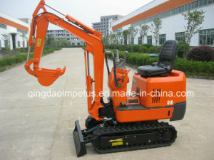 Mini Excavator with CE&EPA Certificate pictures & photos