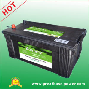 195g51-Mf 12V200ah 180ah Heavy Duty Battery for Car and Truck Auto Battery pictures & photos